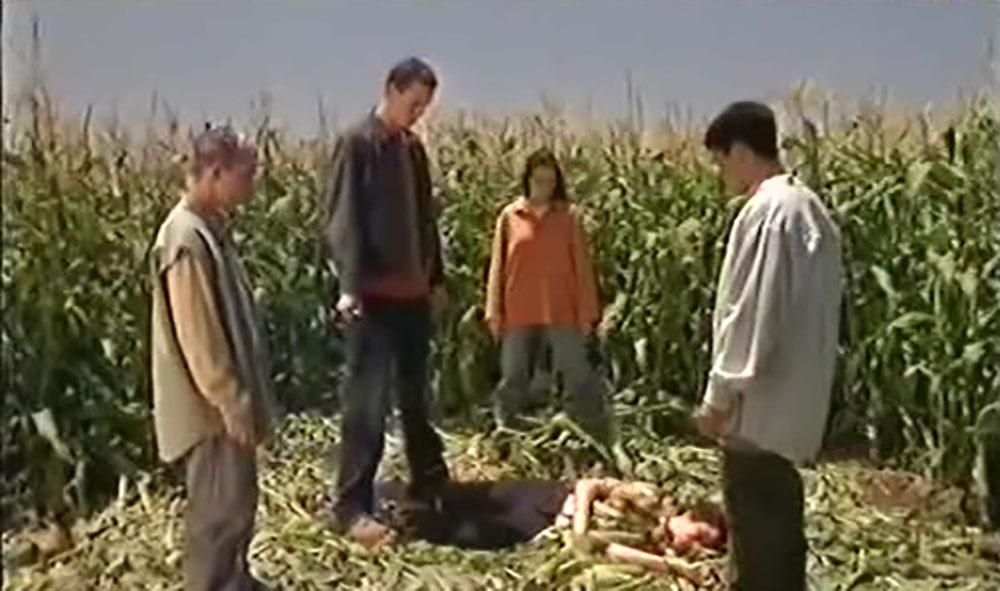 Image démon maïs 5 secte damné children corn field terror disney dimension