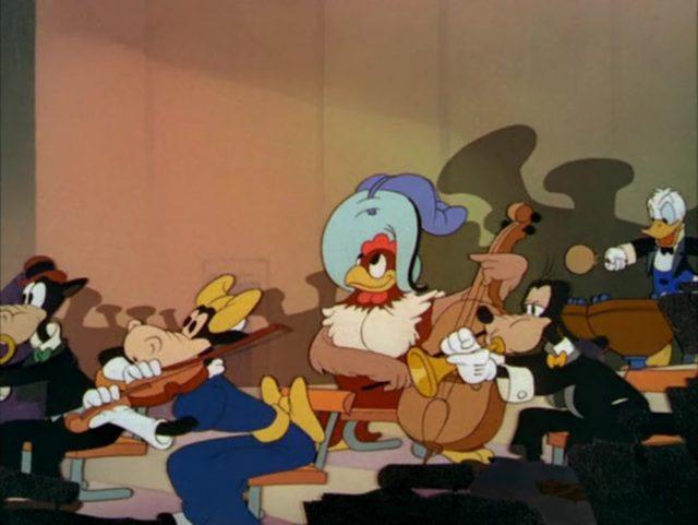 Image heure symphonique hour symphony disney mickey