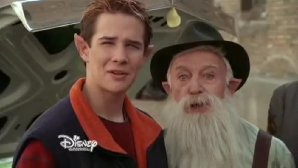 Image lutin luck irish disney channel