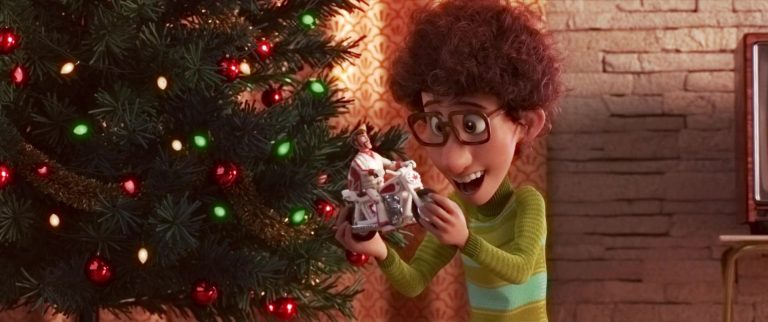 "Jean-Jean, personnage dans ""Toy Story 4""."