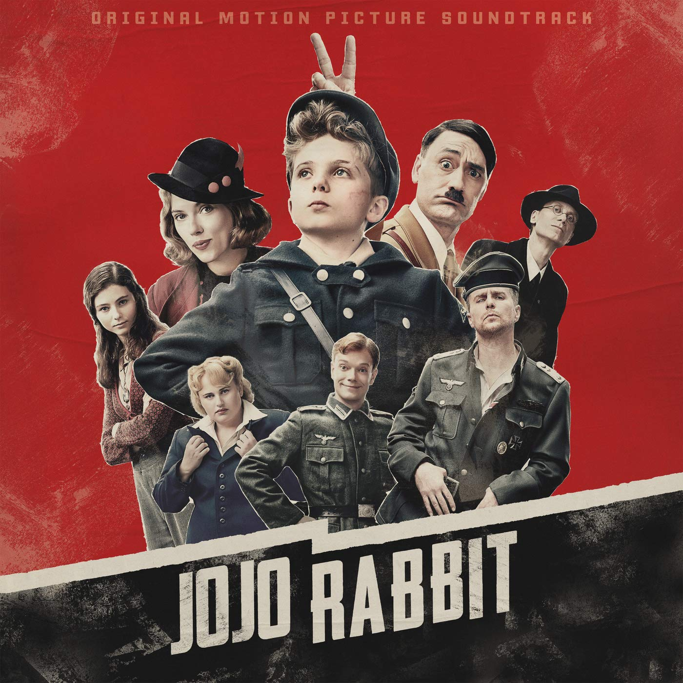 bande originale soundtrack ost score jojo rabbit disney fox