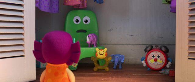 carl sanchez eric hochet fanfan bitey melefant Carl Reineroceros rhinoferoce personnage character toy story disney pixar