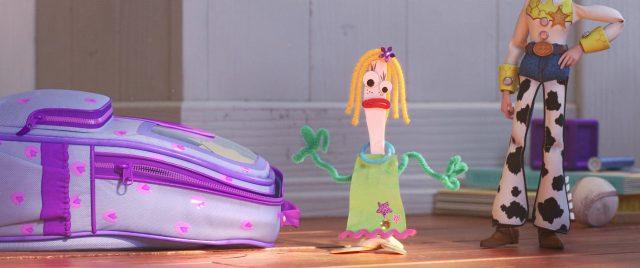 karen berverly personnage toy story 4 disney pixar