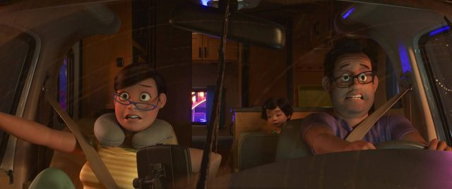 anderson personnage toy story 4 disney pixar