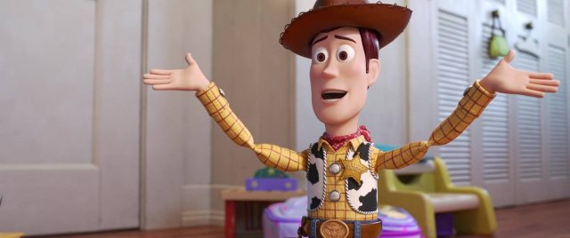 personnage woody character toy story 4 disney pixar