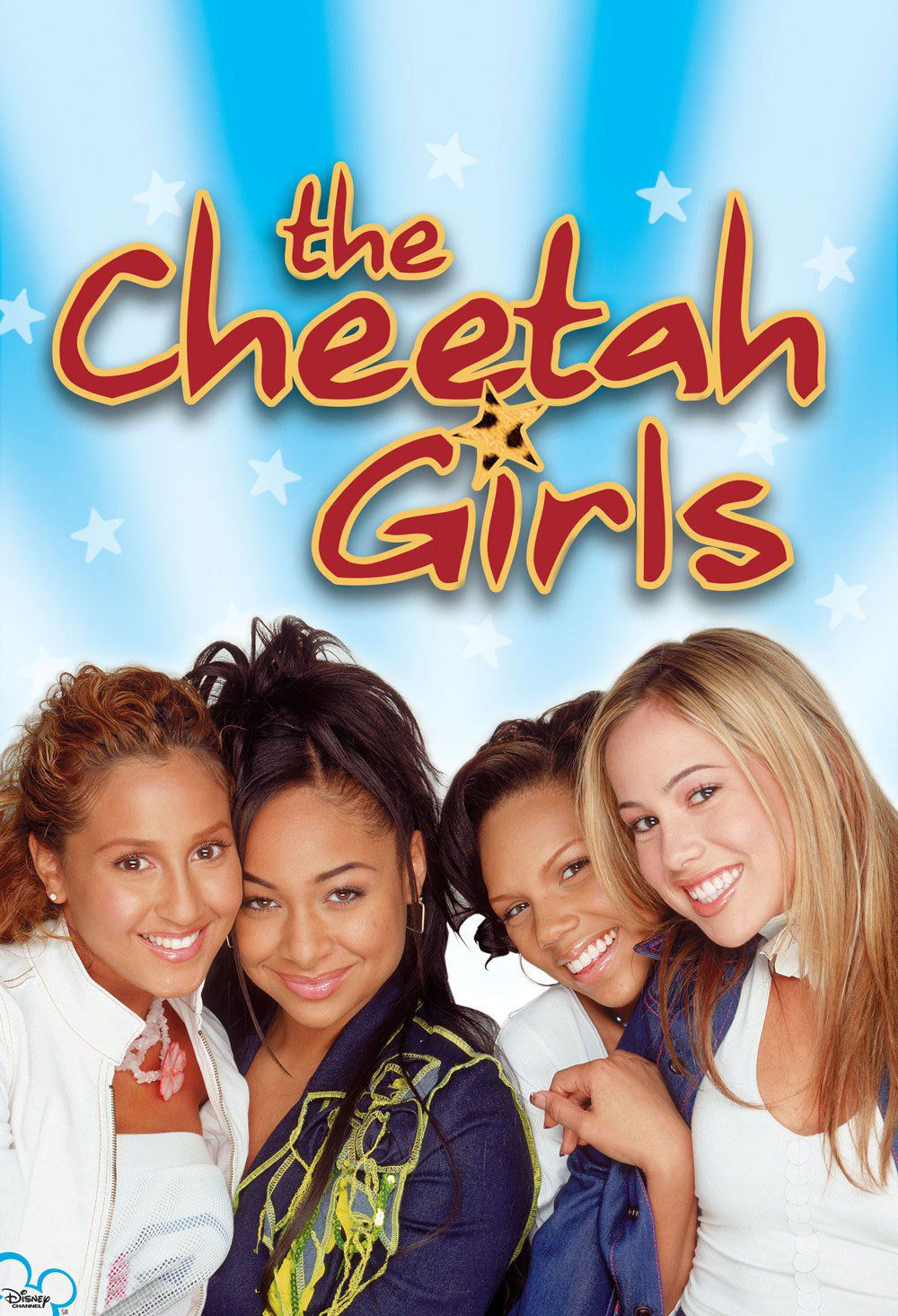 Affiche Poster cheetah girls disney channel