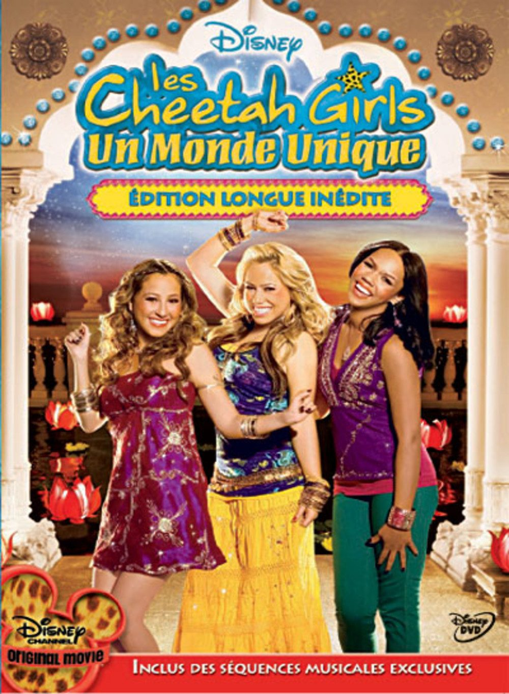 Affiche Poster cheetah girls monde unique one world disney channel