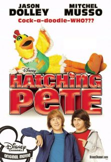 affiche poster costume pour deux hatching pete disney channel