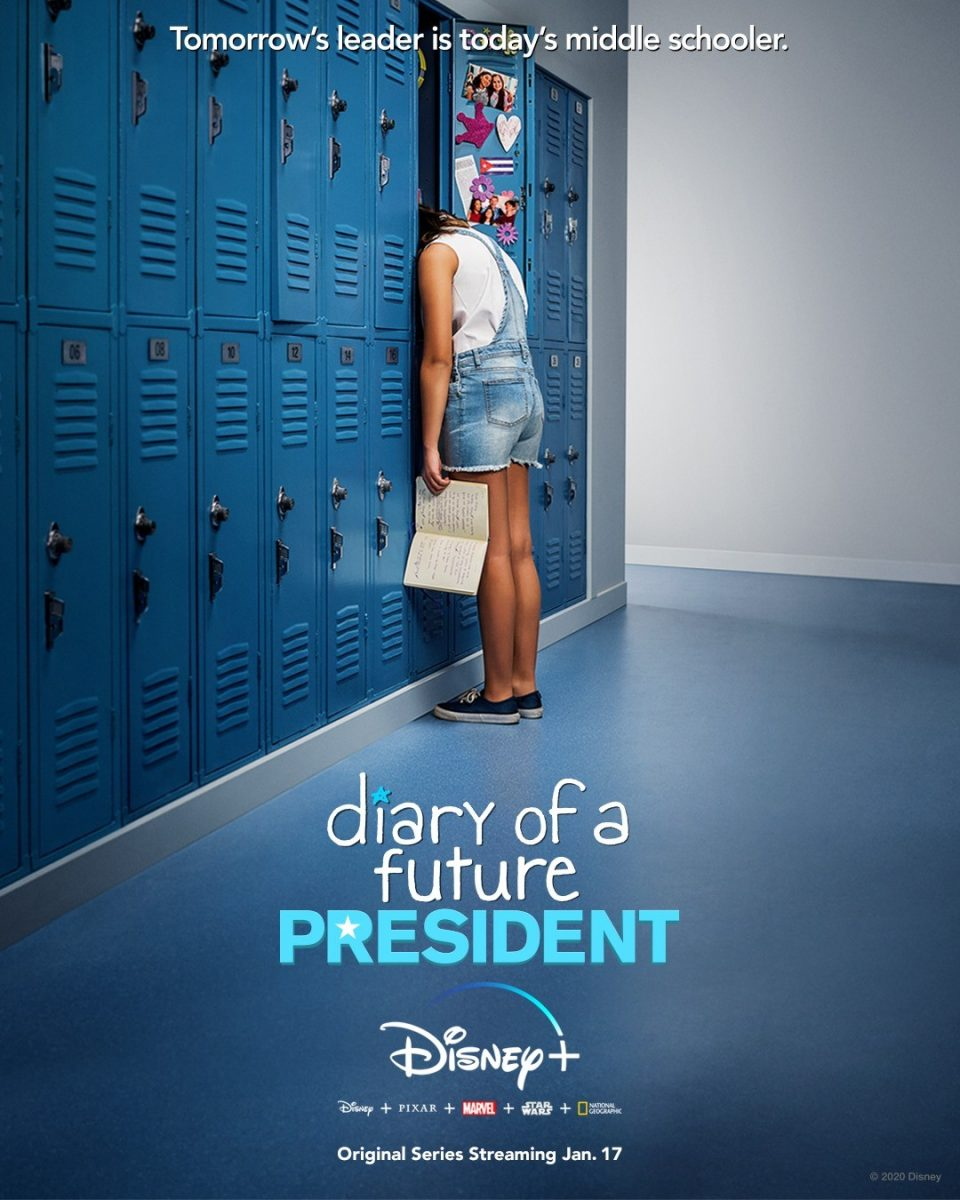 affiche poster diary future president disney+ plus