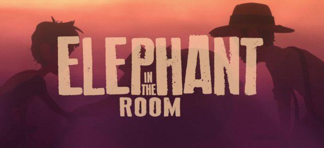 elephant room affiche poster short circuit disney+ plus