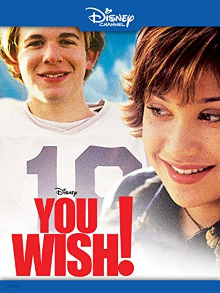 Affiche Poster face pile you wish disney channel