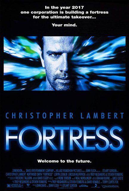 affiche poster fortress disney dimension