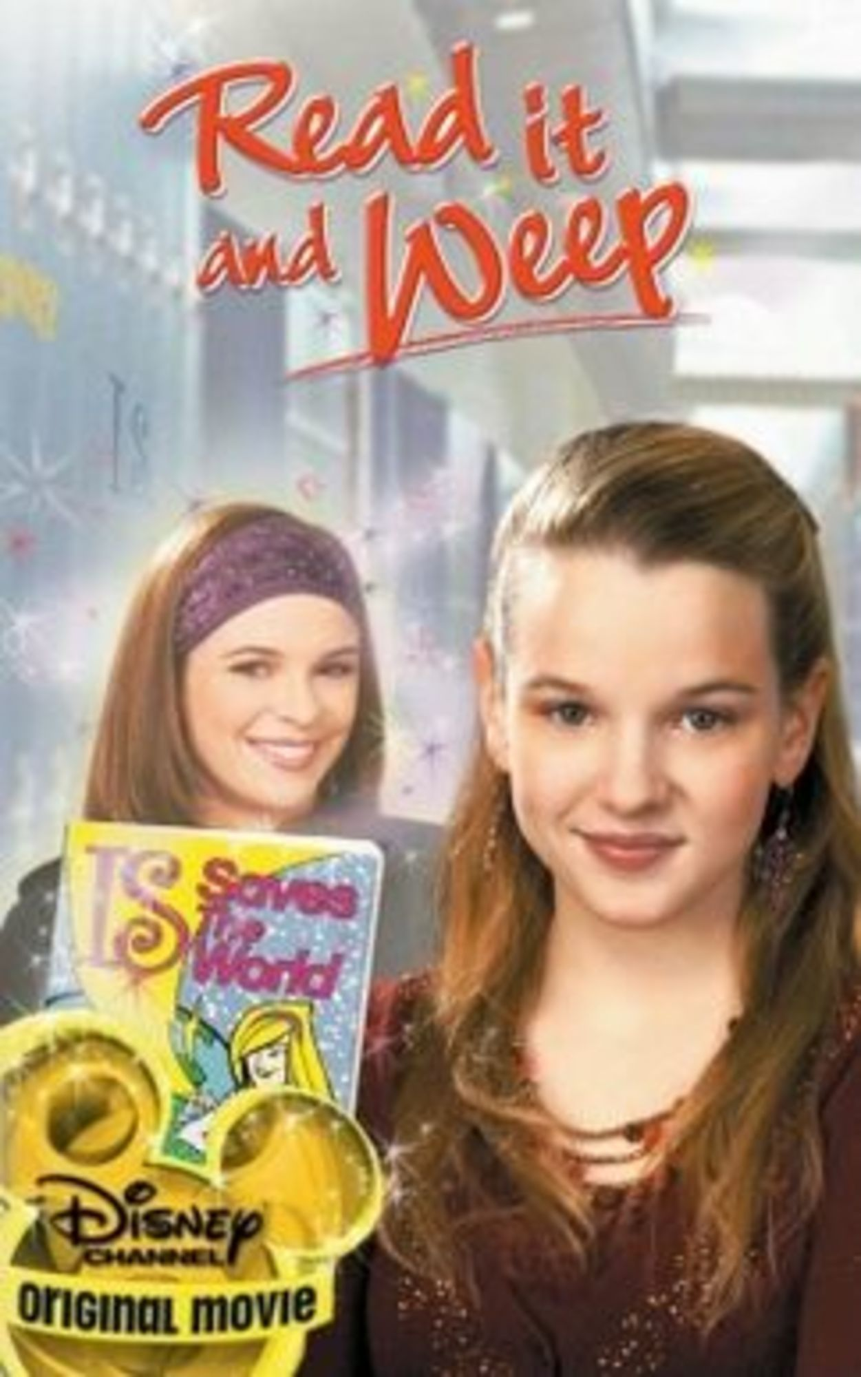 affiche poster journal jaimie read weep disney channel