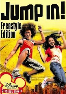 Affiche poster jump in disney channel
