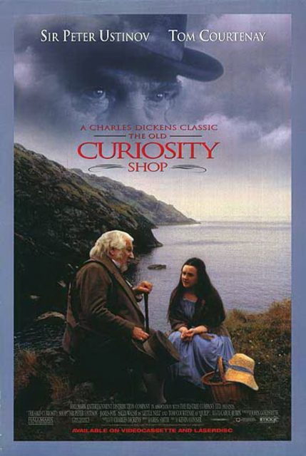 affiche poster magasin antiquités old curiosity shop disney channel