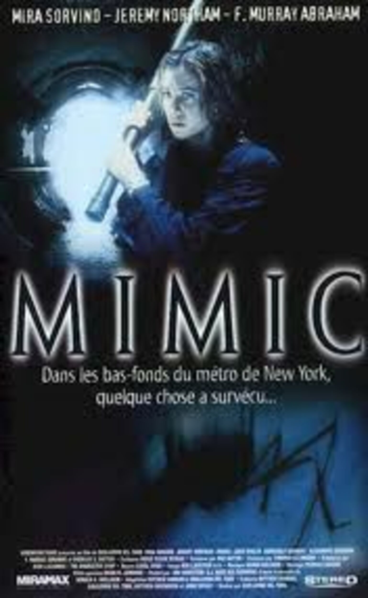 affiche poster mimic disney dimension miramax
