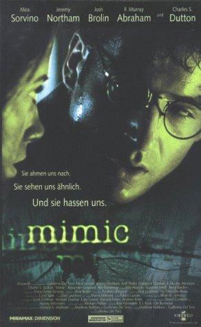 affiche poster mimic disney dimension miramax
