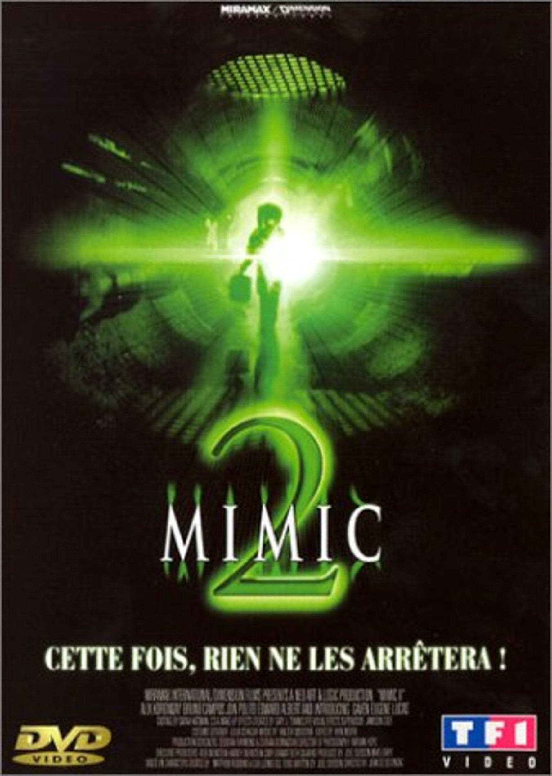 affiche poster mimic 2 retour disney dimension
