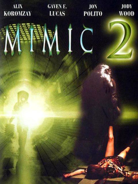 affiche poster mimic 2 retour disney dimension