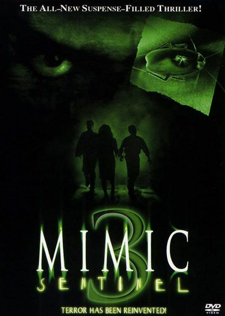 affiche poster mimic 3 sentinel disney dimension