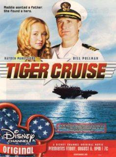 Affiche Poster père pas comme autres tiger cruise disney channel