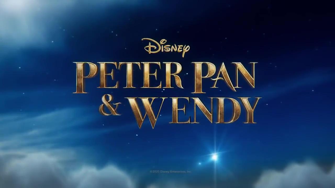 affiche poster peter pan wendy disney