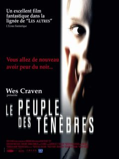 affiche poster peuple tenebres they disney dimension