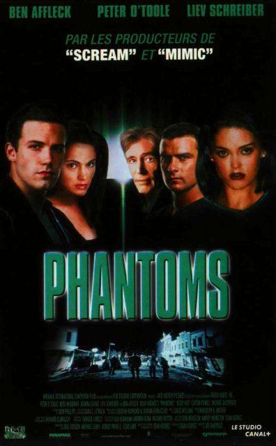 Affiche Poster phantoms disney dimension miramax