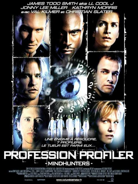 affiche poster profession profiler mindhunters disney dimension