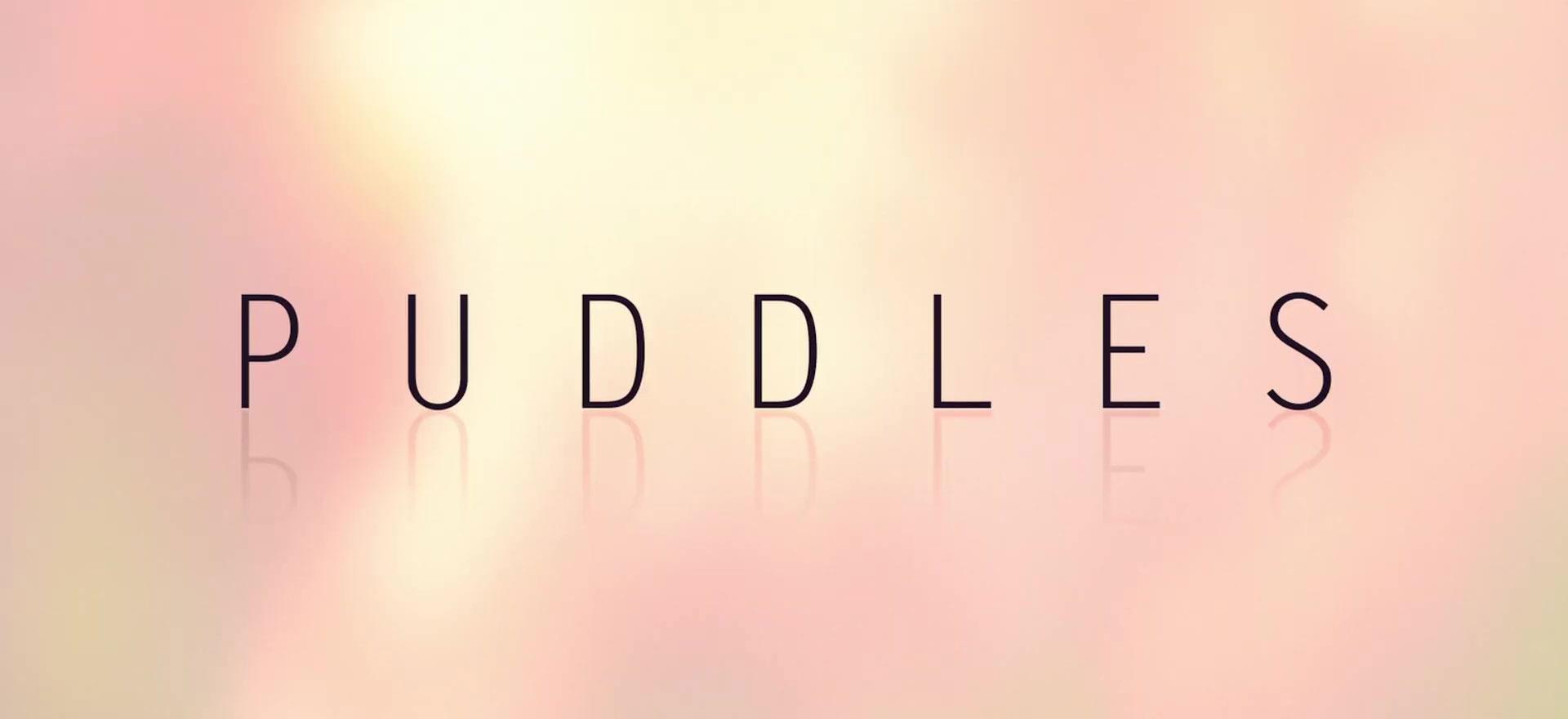 puddles affiche poster short circuit disney+ plus