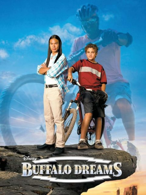 Affiche Poster terre sacrée bison dreams buffalo disney channel