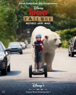affiche poster timmy failure mistakes were made disney+ plus