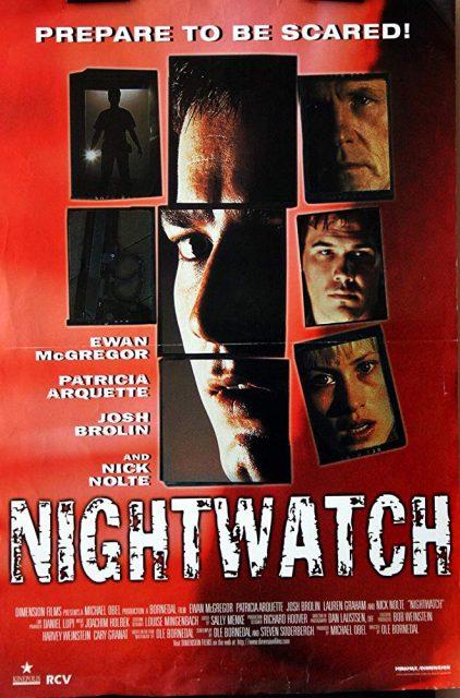Affiche poster veilleur nuit nightwash disney dimension