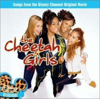 bande originale soundtrack ost score cheetah girls disney channel