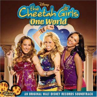 bande originale soundtrack ost score cheetah girls monde unique one world disney channel