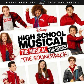 bande originale soundtrack ost score high school musical serie disney plus