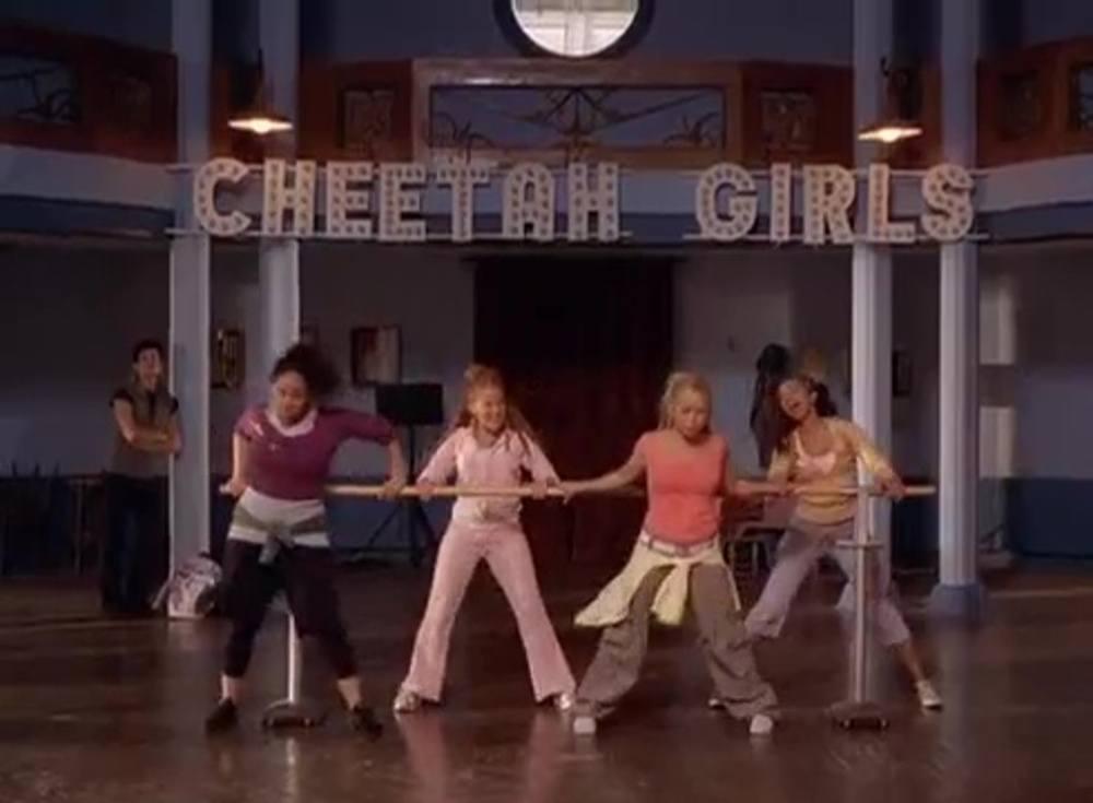 Image cheetah girls 2 disney channel