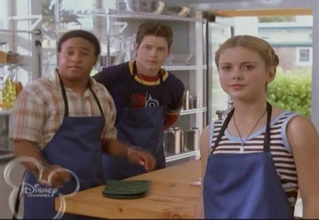 image equipe chef eddie cook off million dollar disney channel