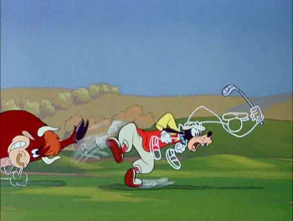 image dingo golf goofy how play disney