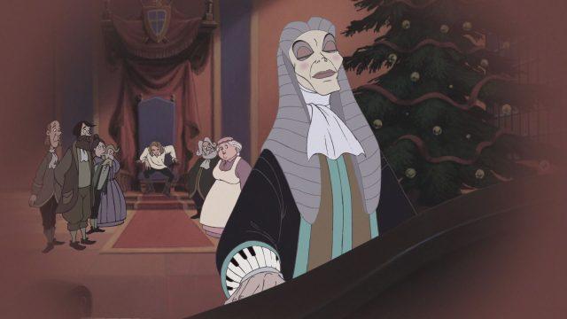 maestro forte personnage character belle bête 2 beauty beast noel enchanté christmas disney