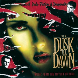 bande originale soundtrack ost score nuit enfer dusk dawn disney dimension miramax
