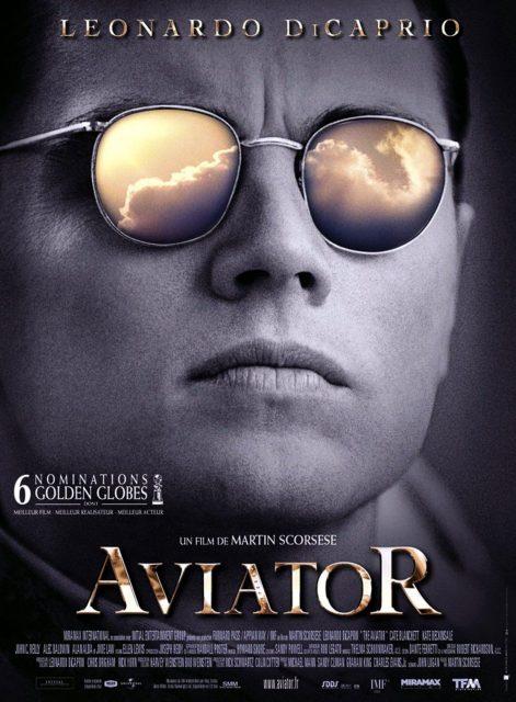 affiche poster aviator disney miramax