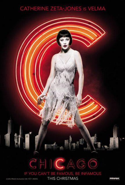 affiche poster chicago disney miramax
