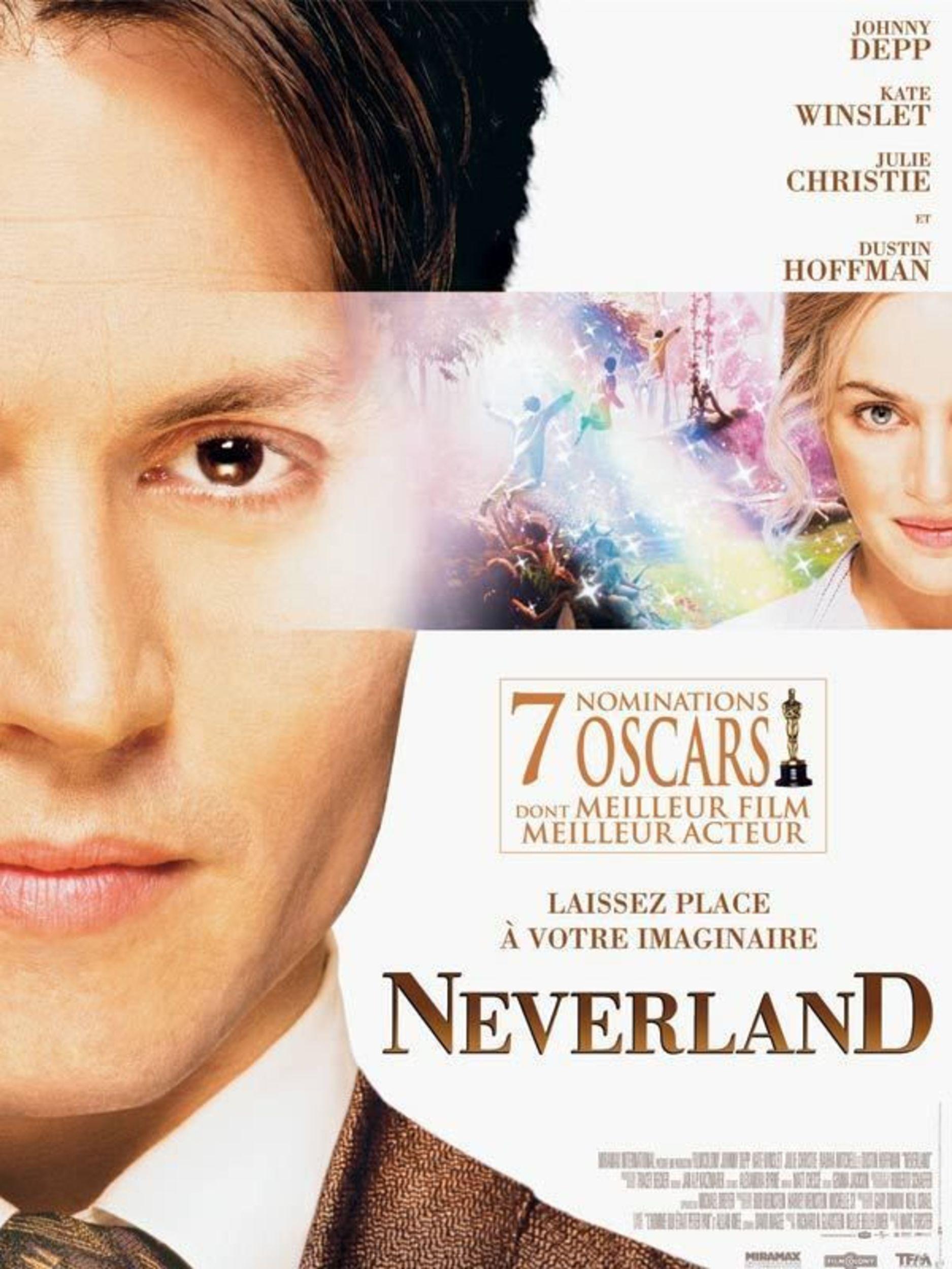 affiche poster finding neverland disney miramax