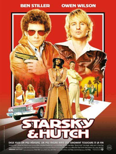 affiche poster starsky hutch disney dimension