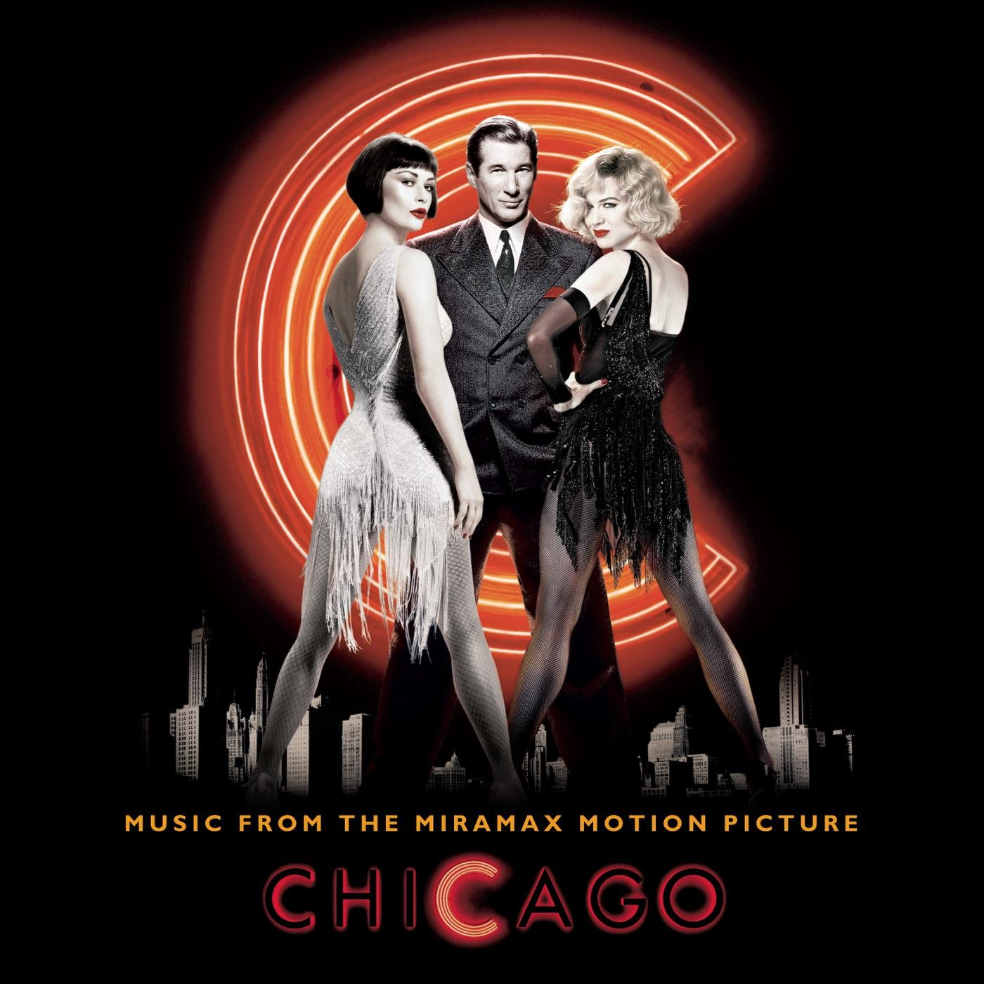 bande originale soundtrack ost score chicago disney miramax