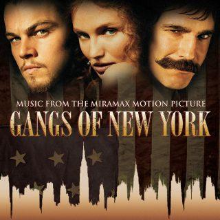 bande originale soundtrack ost score gangs new york disney miramax