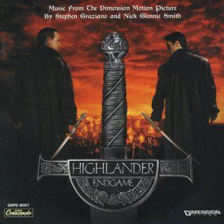 bande originale soundtrack ost score highlander endgame disney dimension