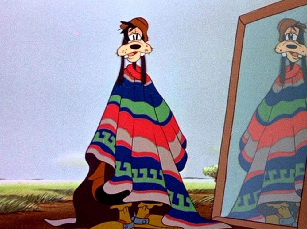image el gaucho goofy dingo disney