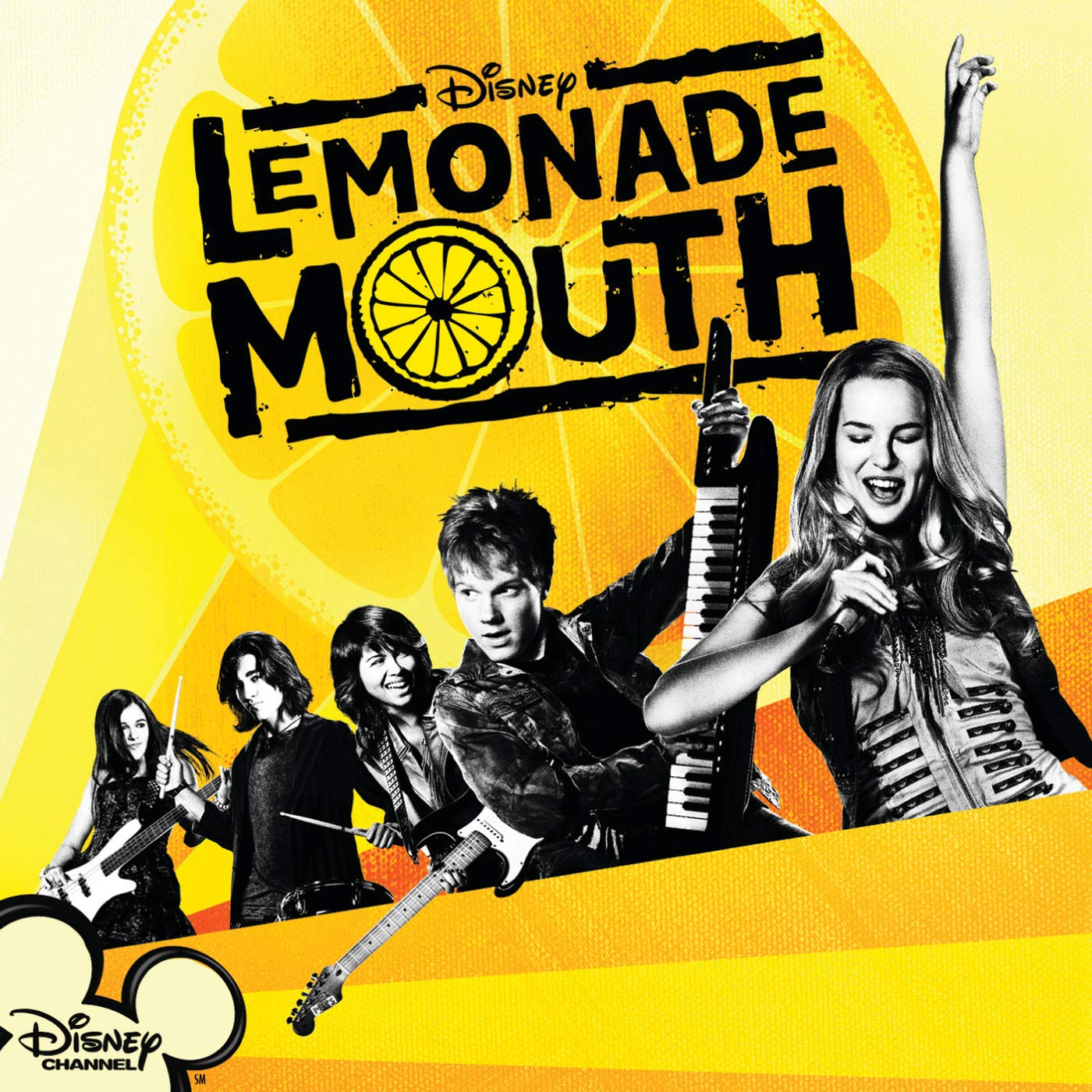 bande originale soundtrack ost score lemonade mouth disney channel